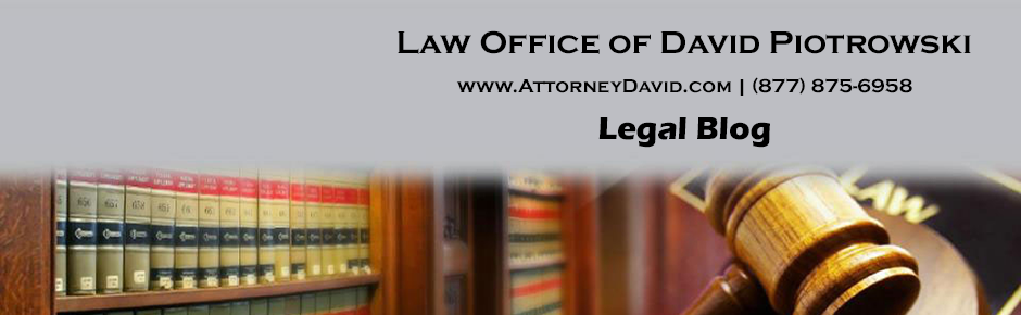 Law Office of David Piotrowski - Evictions and Transportation Blog