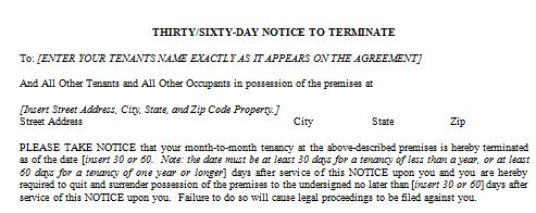 3 Day Notice To Pay Rent Or Quit California Template